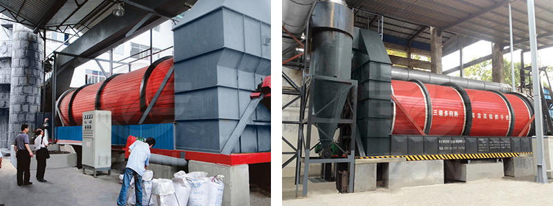 waste heat utilization dryer4